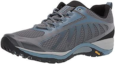 Merrell womens Siren Edge 3 Hiking Shoe, Rock/Bluestone, 8 US