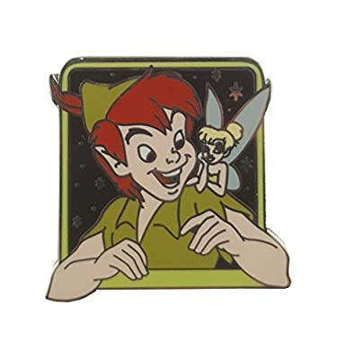 Authentic Disney Couples Mystery Pack Peter Pan and Tinker Bell Disney Pin 95861