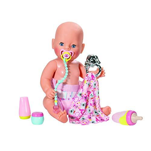Zapf Creation 824467 BABY born Accessoires-Set Puppen Wickelzubehör, bunt