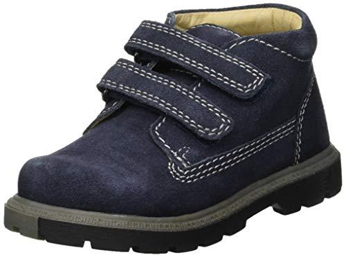 Chicco Citro, Desert Boots bébé garçon, Bleu (Blu 800), 24 EU