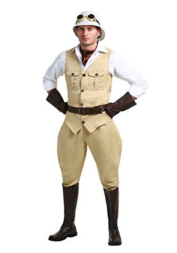 狩猎猎人大码男子服装2X