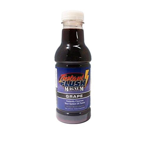 Magnum Instant Flush 16 Ounce Detox Drink - Grape