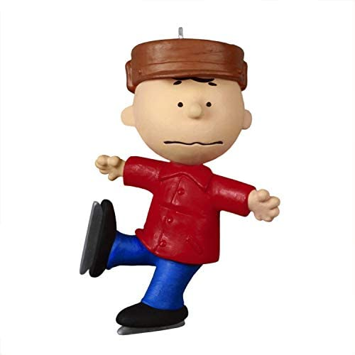 Hallmark Keepsake Christmas Ornament 2020 Mini The Peanuts Gang Charlie Brown Skating 1 15 product image