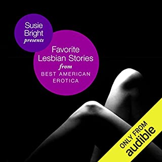 Couverture de My Favorite Lesbian Stories from Best American Erotica