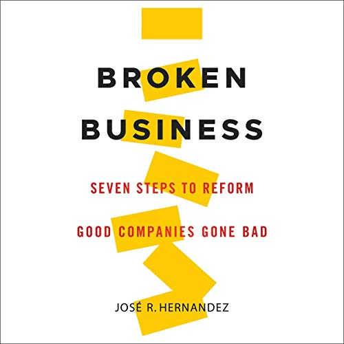 Broken Business  By  cover art