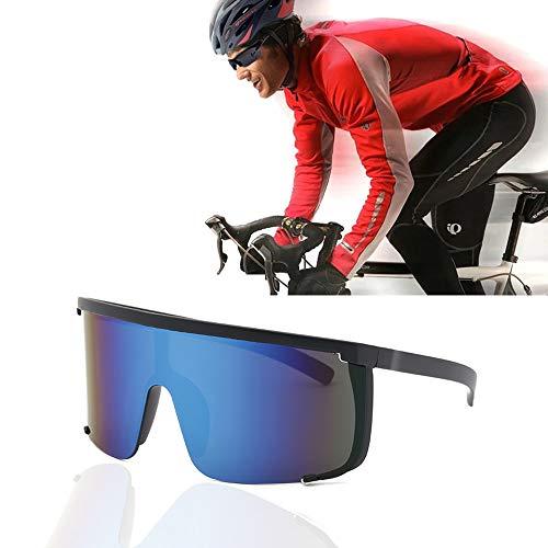 HGNFD Gafas de sol polarizadas para hombres y mujeres Gafas al aire libre a prueba de viento, Gafas deportivas Gafas de sol, Gafas de sol fotocromáticas-Gafas de sol para montar en bicicleta (G)