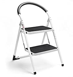 Best 2 step ladders for senior people