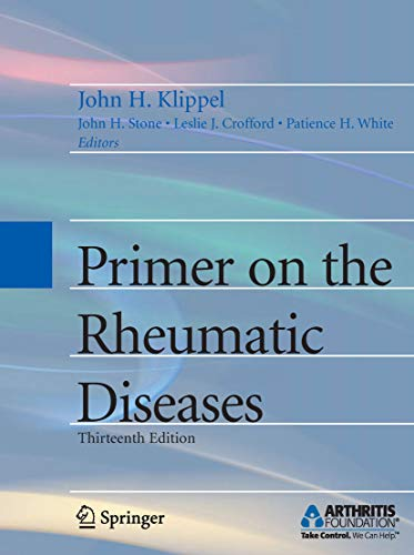 Primer on the Rheumatic Diseases (English Edition)