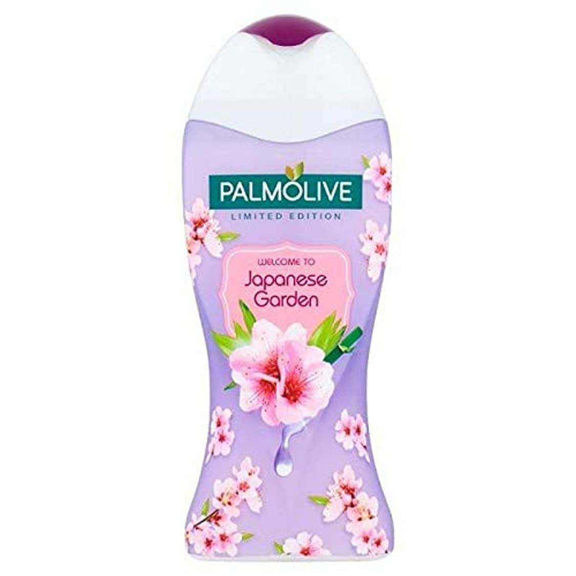 定義する却下する一緒[Palmolive ] パルモ日本庭園のシャワージェル250ミリリットル - Palmolive Japanese Garden Shower Gel 250ml [並行輸入品]