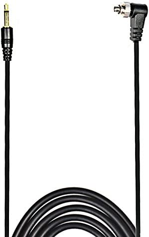 FotoTech 16 New Orleans Mall 25% OFF FT 5 Meter 3.5 mm PC to Flash Cable Sync with Male
