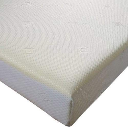 mattress 3TF SINGLE MEMORY FOAM 20CM DEPTH WITH WASHABLE ZIP COVER
