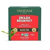 English Breakfast Tea (15 Black Tea Bags) | HIGH Energy & Caffeine