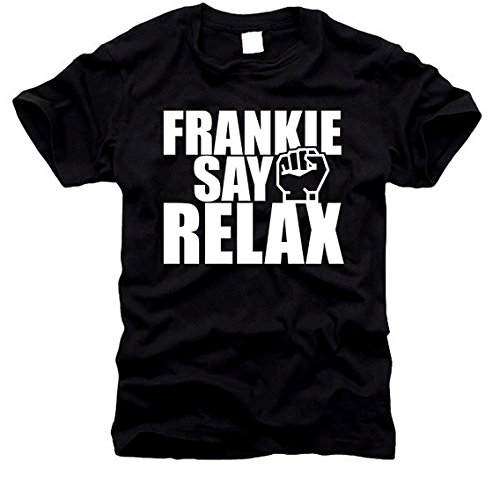 Frankie goes to Hollywood (2) T-shirt Taille M