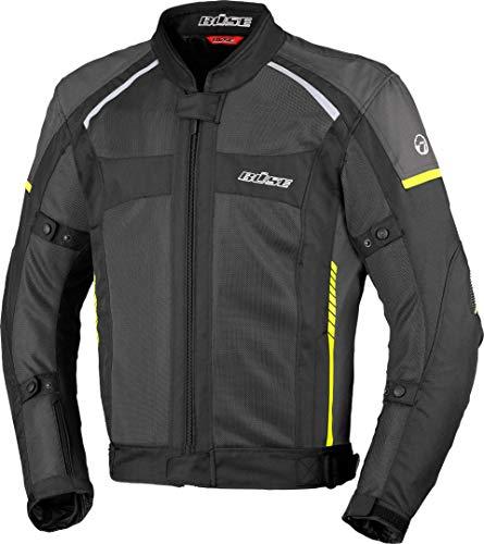 Büse Santerno Motorrad Textiljacke Schwarz XXL