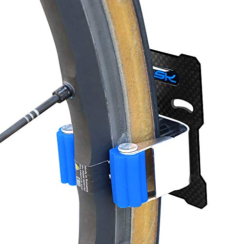 bike wall Mount,Bicycle Storage rack for Garage or Home-Vertical Cycling Hanger,horizontal Holder for Road or Mountain Bicycles