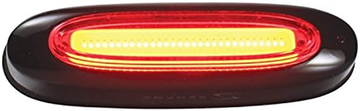 Serfas Quasar Tail Light 25 Lumins-Black-USB Rechargeable-Rear Flashy-New