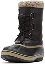 Sorel Youth Yoot Pac TP Boot - Rain and Snow - Waterproof - Black - Size 5