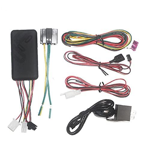 Motocicleta GPS Rastreador Vehículo Gt06 Sistema De Seguimiento En Línea Mini Localizador De Automóvil Alarma Dispositivo De Alarma
