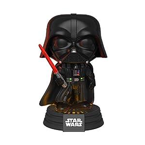 Funko - Pop! Bobble: Star Wars - Darth Vader Electronic Figura Coleccionable, Multicolor (35519) 19