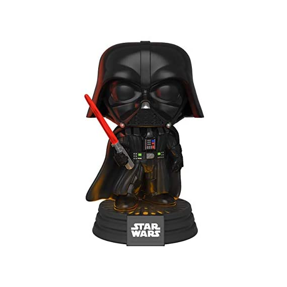Funko-35519-POP-Bobble-Star-Wars-Darth-Vader-Electronic-Multicolor