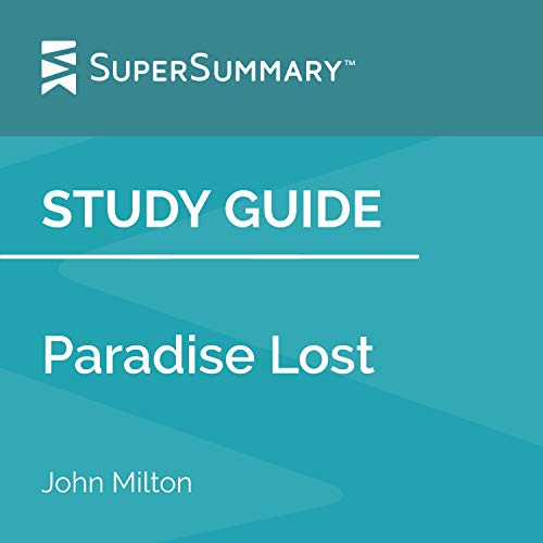 Study Guide: Paradise Lost by John Milton cover art