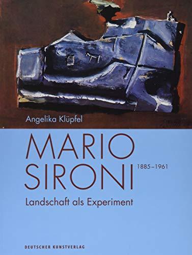 Mario Sironi (1885–1961): Landschaft als Experiment (Kunstwissenschaftliche Studien, 196, Band 196)