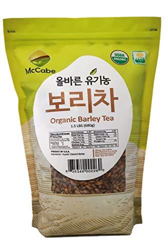 McCabe Organic Barley Tea, 1.5 lb (24 oz)