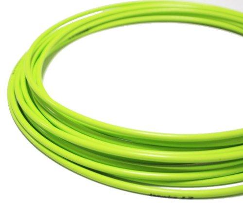 Jagwire Schaltzug-Außenhülle LEX grün Bio-Grün 4 mm