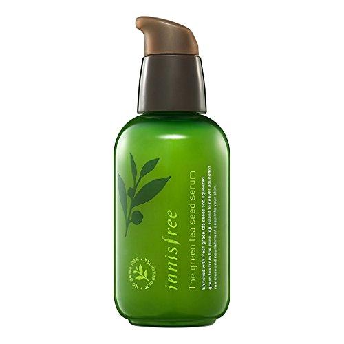 innisfree(イニスフリー) The green tea seed serum グリーンティー シード セラム