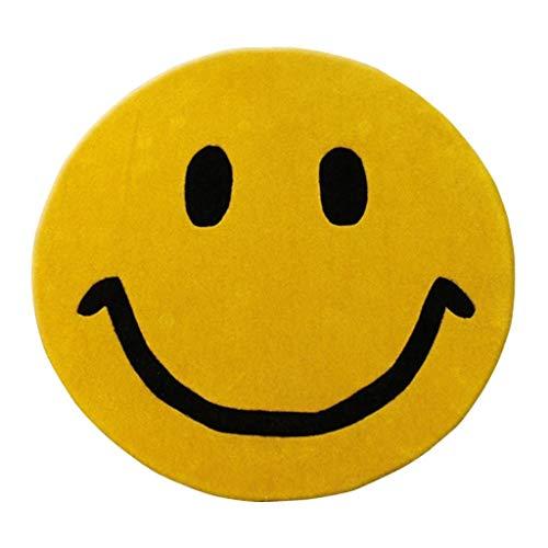 Smiley Face Rug