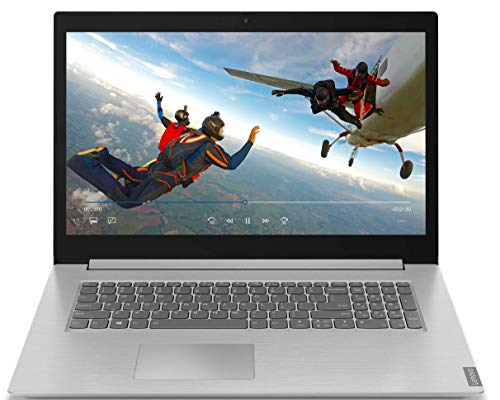 Lenovo Ideapad L340-17Iwl Ordinateur portable 17.3' HD Gris (Intel Core i5, 4Go de RAM, 1To + 128Go SSD, Intel HD...