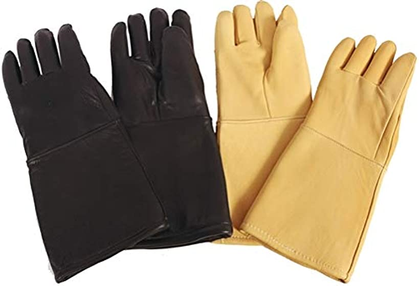 Leather X-Ray Gloves, 0.5mm Pb Protection, Right Only