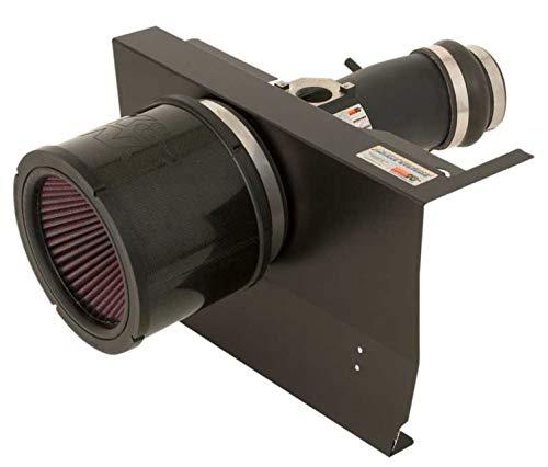 K&N 69-6030-1TFK Voitures Typhoon Kit, Rouge, Lavable et Réutilisable