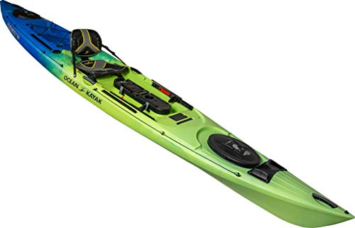 Ocean Kayak Trident 15 Angler Kayak (Seaglass, 15 Feet 6 Inches)