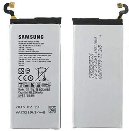 Batteria di ricambio originale per Samsung Galaxy S6 G920F EB-BG920ABE