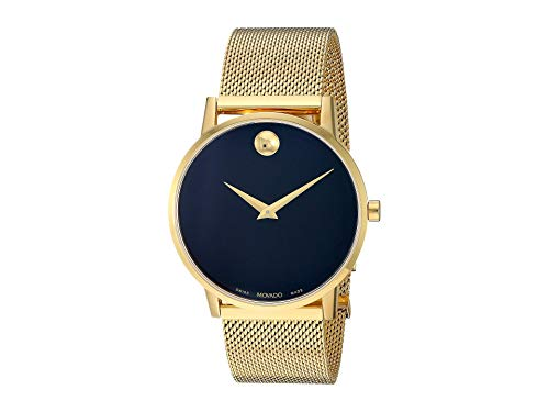 Movado Museum Classic - 0607396 Gold One Size