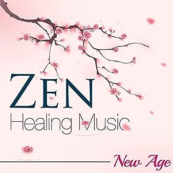 Tibetan Zen Healing Music for Relaxation, Zen Meditation, Chakra Balancing, Yoga Poses, Reiki, Tai Chi, Qi Gong & Inner Peace with Nature Sounds