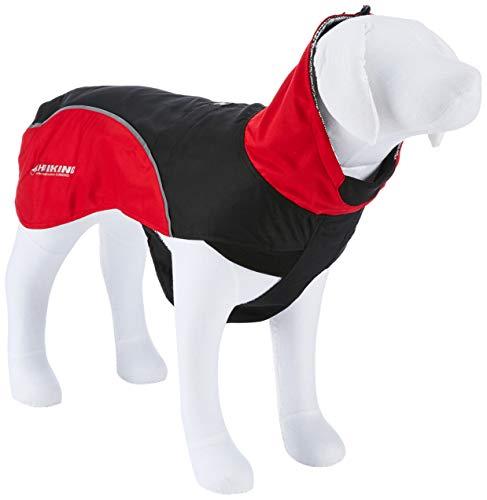 Croci Hiking Hundemantel, wasserdicht, für Hunde, feuchtigkeitsregulierendes Futter, Nanga Red, Größe 80 cm – 385 g