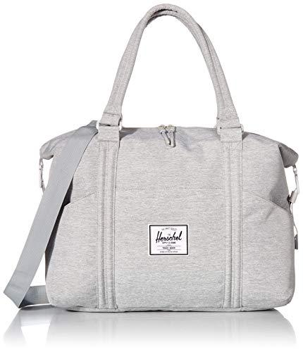 Herschel Baby Strand Sprout Weekender Bag, Light Grey Crosshatch, One Size