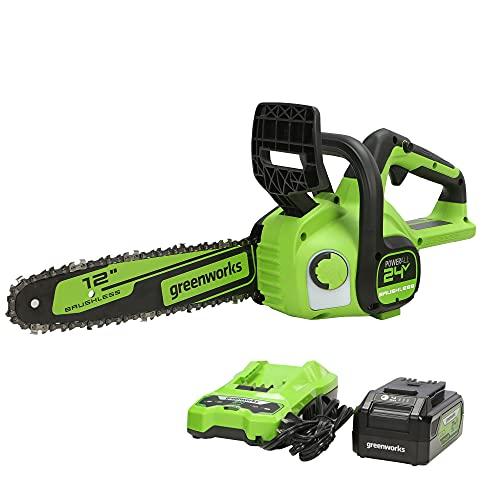 GreenWorks Brushless ChainSaw