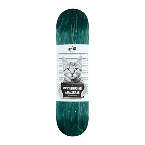 Inpeddo Skateboard Deck Mallgrab Cat 8.125