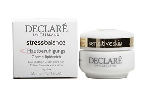 Declaré Stress Balance femme/womennSkin Soothing Cream Extra Rich, 50 ml