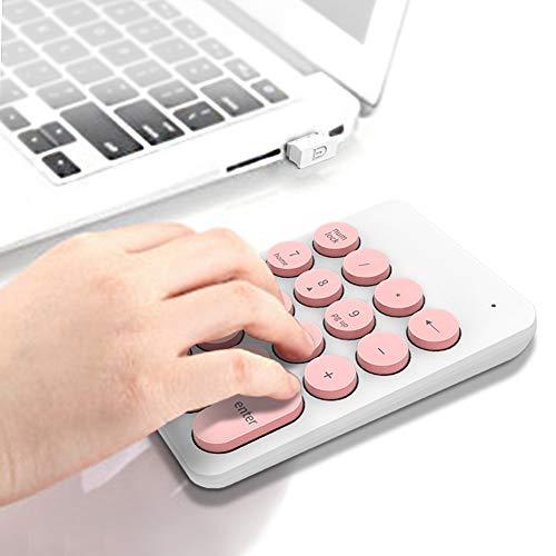 Hoseten PC Keyboard Keybord Wireless Keyboard Gaming Best Gaming Keyboard Laptop for Office(White)
