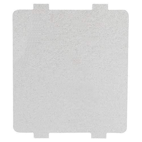 AUNMAS 10pcs ménage Four à Micro-Ondes épaissi Plaque de mica Plaque Accessoire pour Micro-Ondes 108x99mm