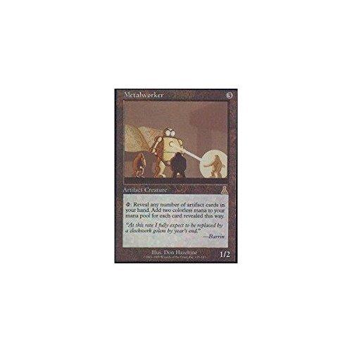 Magic: the Gathering - Metalworker - Urza's Destiny