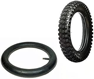AlveyTech 12-1/2 x 2.75 Dirt Bike Tire and Tube Set for Razor MX350 & MX400
