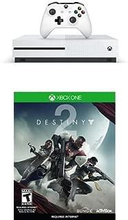Xbox One S 500GB Console - Destiny 2 Bundle