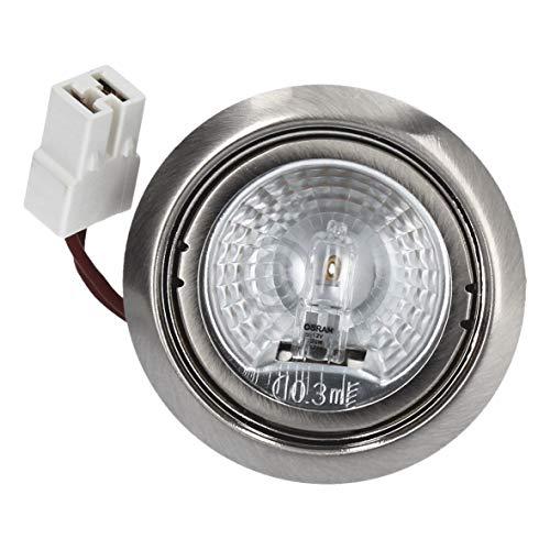 Balay 629133 00629133 ORIGINAL Halogenlampe Stiftsockellampe Birne Glühlampe Stiftsockelleuchte G4 20W 12V Gehäuse Fassung Abzughaube Dunstabzugshaube auch Bosch Siemens Neff Constructa