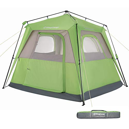 KingCamp Easy Up Double Layer...