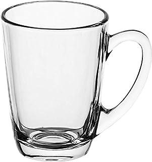 luminarc a Set of Cups, 6 Piece, Clear, J5972 (Glass)